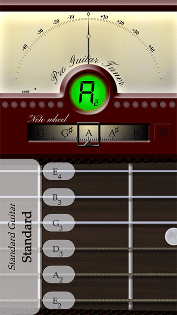 Android Guitar Tuner